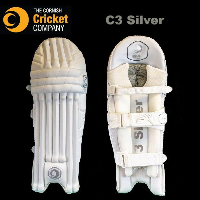 C3 Silver Batting Pad